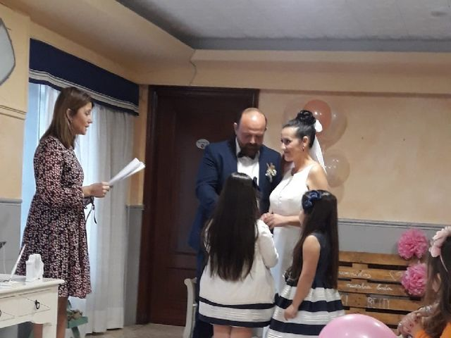 La boda de Sergio y Betty en Naquera, Valencia 4