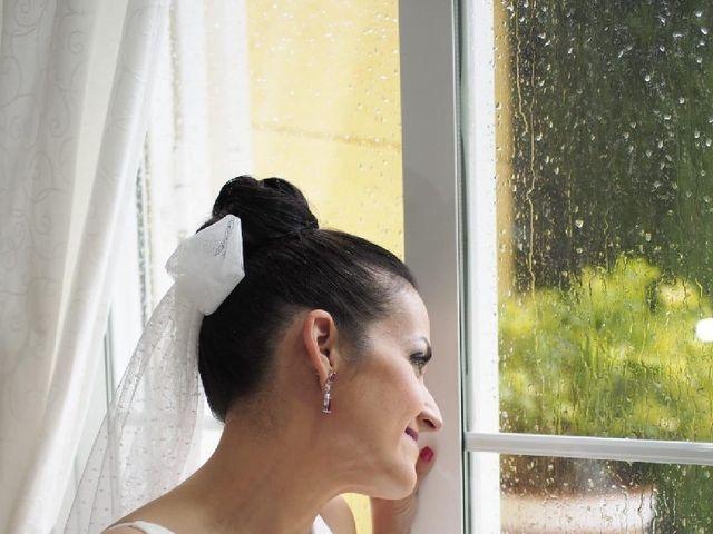 La boda de Sergio y Betty en Naquera, Valencia 1