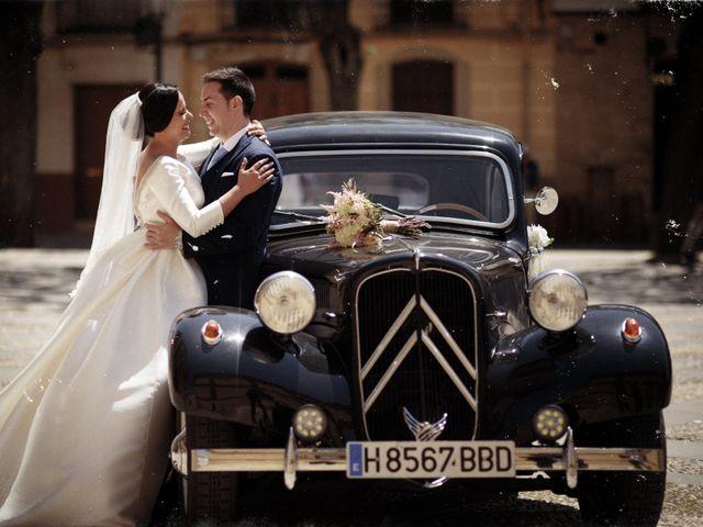 La boda de Cristina y Jonatan