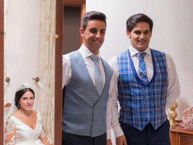 La boda de Jonathan y Luz María en Lepe, Huelva 38