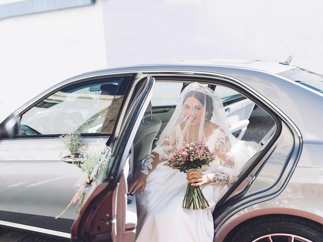 La boda de Jonathan y Luz María en Lepe, Huelva 42