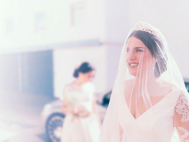 La boda de Jonathan y Luz María en Lepe, Huelva 43