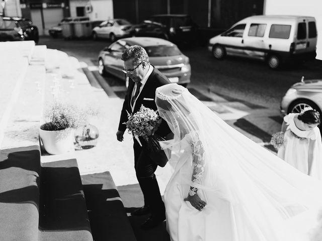 La boda de Jonathan y Luz María en Lepe, Huelva 44