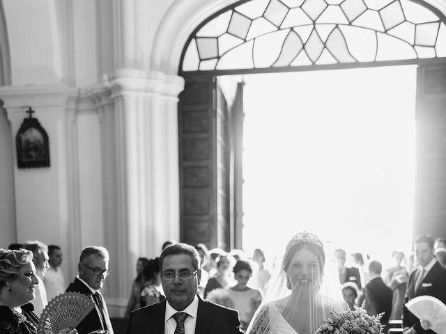 La boda de Jonathan y Luz María en Lepe, Huelva 45