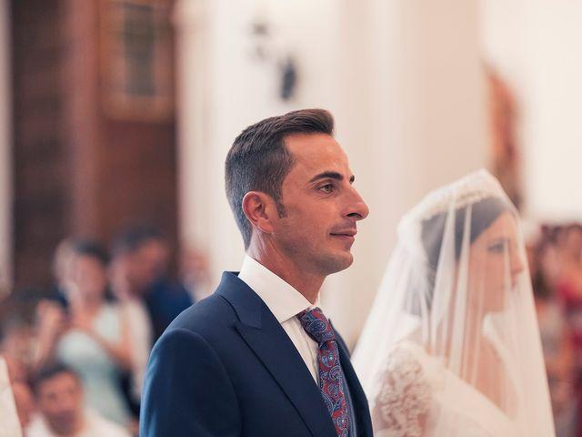 La boda de Jonathan y Luz María en Lepe, Huelva 46