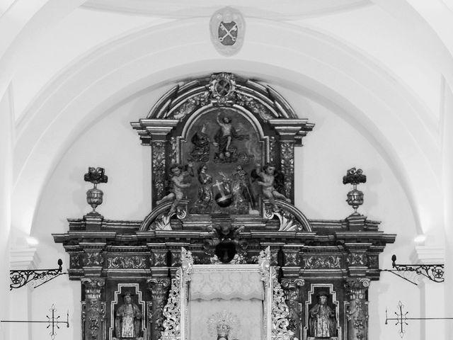 La boda de Jonathan y Luz María en Lepe, Huelva 49