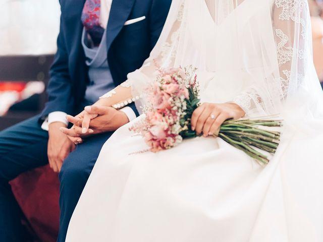 La boda de Jonathan y Luz María en Lepe, Huelva 50