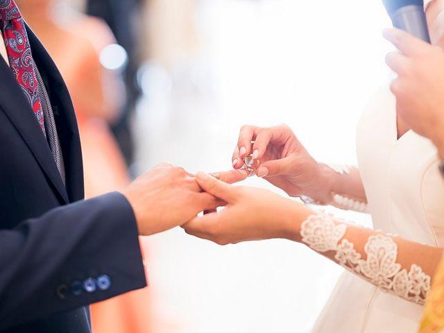 La boda de Jonathan y Luz María en Lepe, Huelva 55