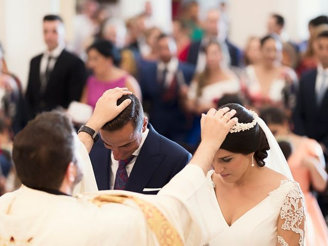 La boda de Jonathan y Luz María en Lepe, Huelva 57