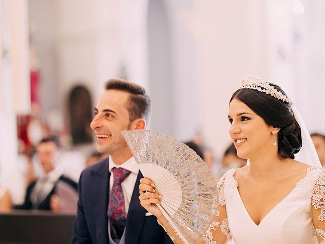La boda de Jonathan y Luz María en Lepe, Huelva 58