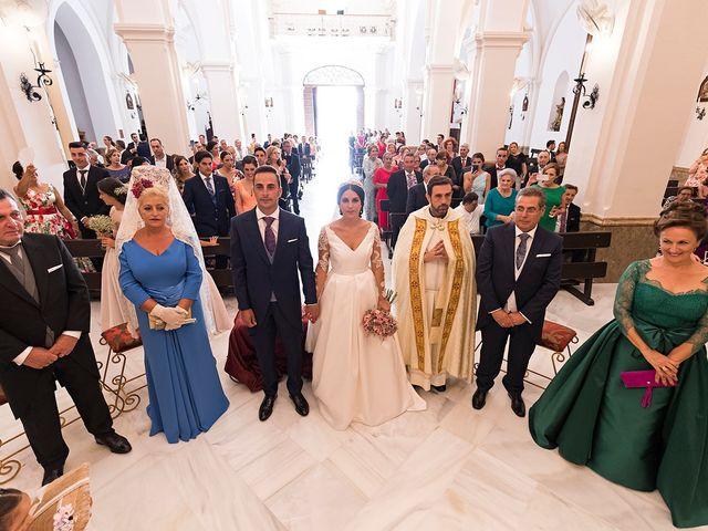 La boda de Jonathan y Luz María en Lepe, Huelva 59