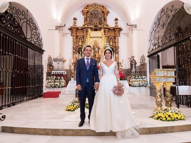 La boda de Jonathan y Luz María en Lepe, Huelva 60