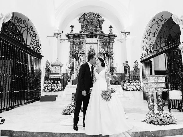 La boda de Jonathan y Luz María en Lepe, Huelva 61