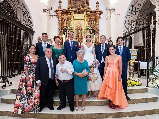 La boda de Jonathan y Luz María en Lepe, Huelva 62