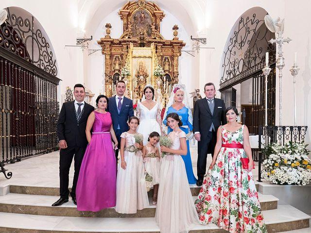 La boda de Jonathan y Luz María en Lepe, Huelva 63
