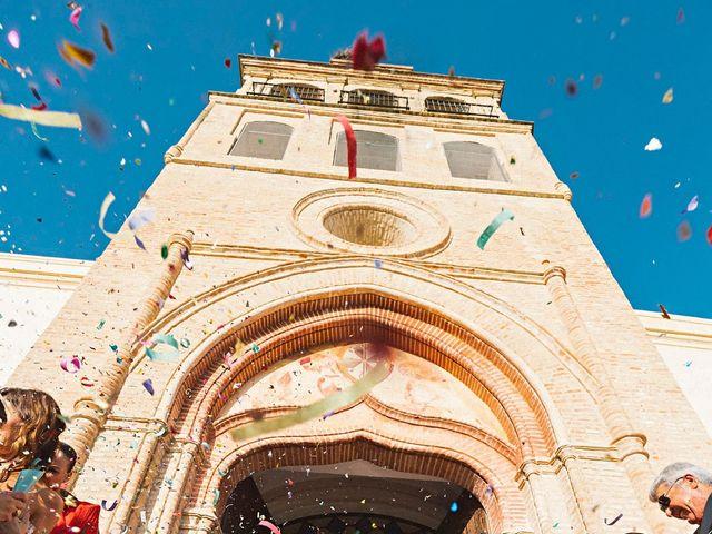 La boda de Jonathan y Luz María en Lepe, Huelva 64