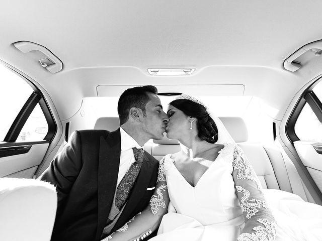 La boda de Jonathan y Luz María en Lepe, Huelva 67
