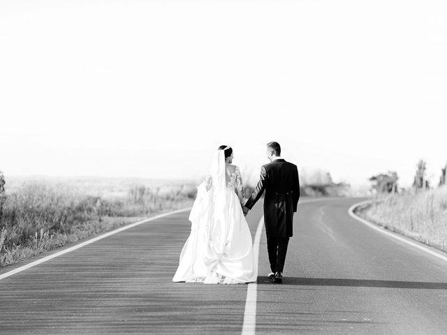 La boda de Jonathan y Luz María en Lepe, Huelva 72