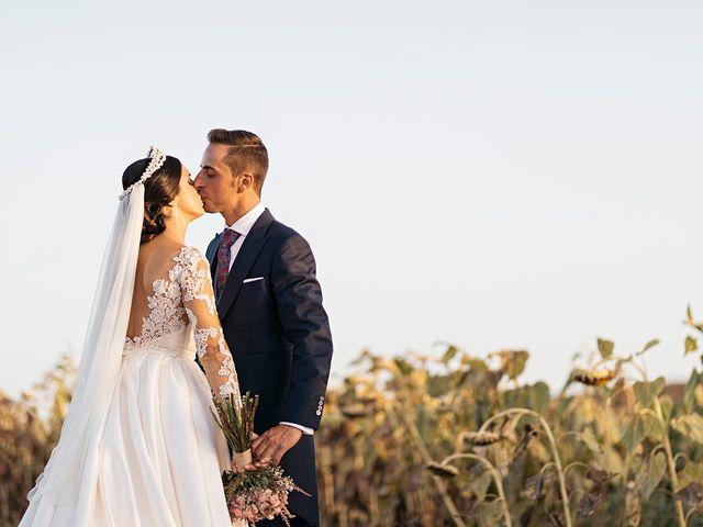 La boda de Jonathan y Luz María en Lepe, Huelva 81