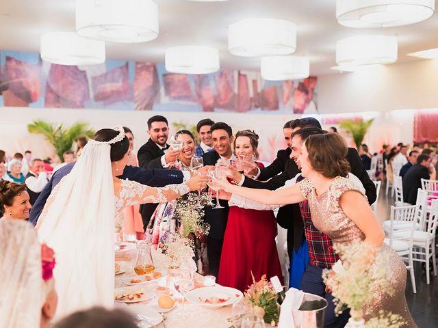 La boda de Jonathan y Luz María en Lepe, Huelva 89