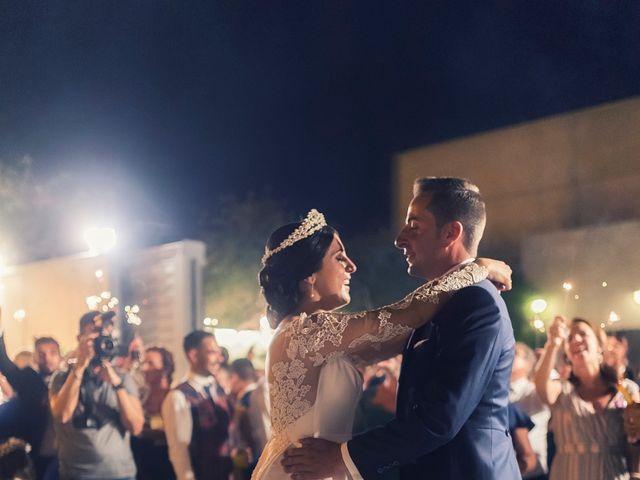 La boda de Jonathan y Luz María en Lepe, Huelva 94