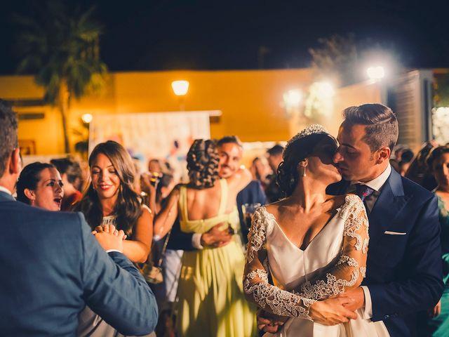 La boda de Jonathan y Luz María en Lepe, Huelva 96