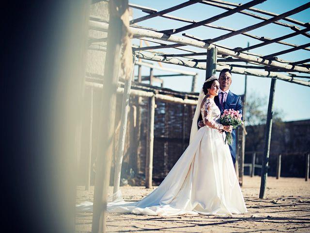 La boda de Jonathan y Luz María en Lepe, Huelva 101