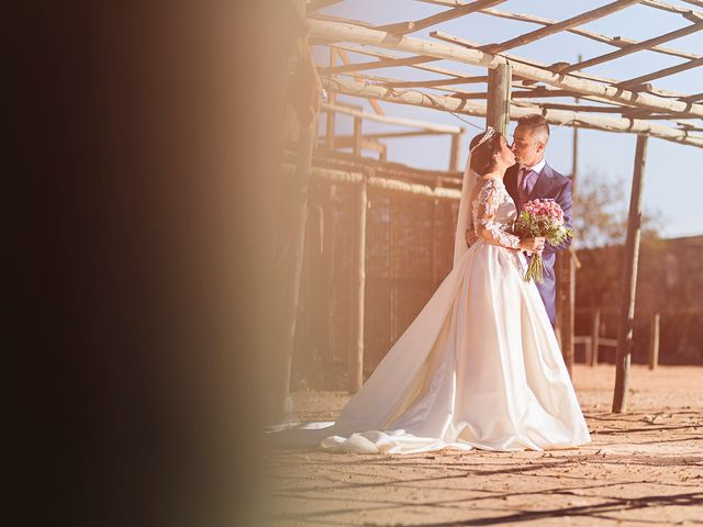 La boda de Jonathan y Luz María en Lepe, Huelva 102