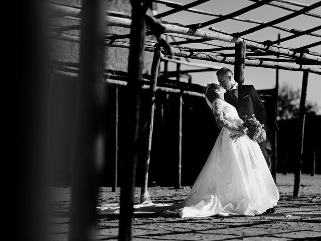 La boda de Jonathan y Luz María en Lepe, Huelva 103
