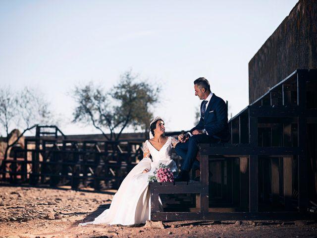 La boda de Jonathan y Luz María en Lepe, Huelva 104