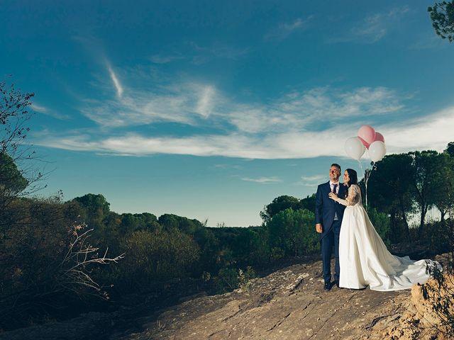 La boda de Jonathan y Luz María en Lepe, Huelva 119