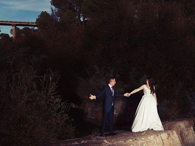 La boda de Jonathan y Luz María en Lepe, Huelva 122