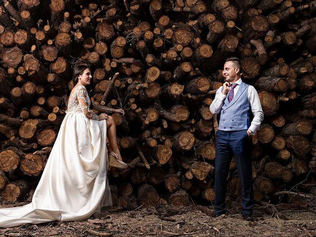 La boda de Jonathan y Luz María en Lepe, Huelva 124