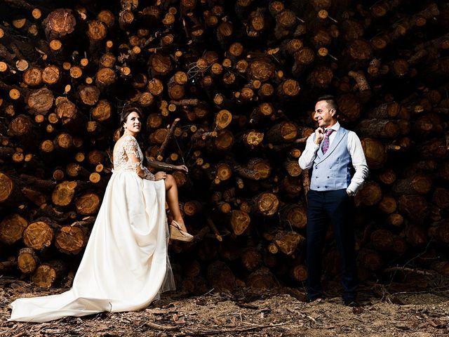 La boda de Jonathan y Luz María en Lepe, Huelva 125