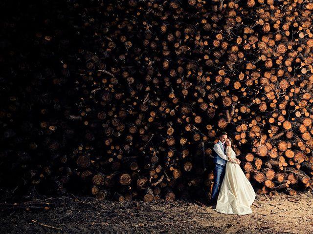 La boda de Jonathan y Luz María en Lepe, Huelva 127