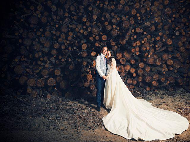 La boda de Jonathan y Luz María en Lepe, Huelva 128
