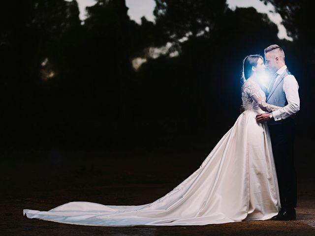 La boda de Jonathan y Luz María en Lepe, Huelva 130