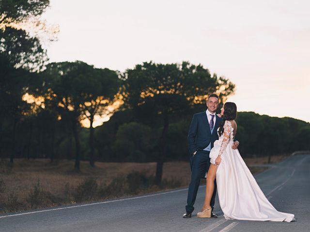 La boda de Jonathan y Luz María en Lepe, Huelva 134