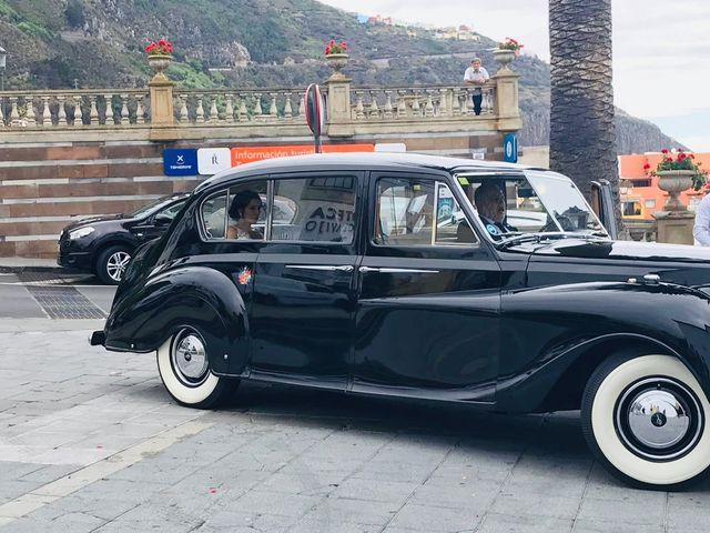 La boda de Gabriel y Silvia en Los Realejos, Santa Cruz de Tenerife 10