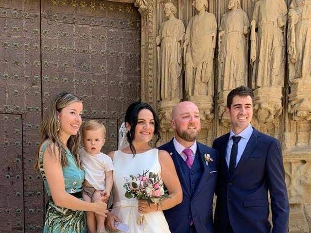 La boda de Javier y Adriana en Huesca, Huesca 5