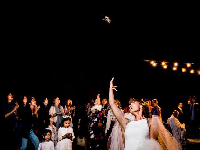 La boda de Alejandro y Belen en San Lorenzo De El Escorial, Madrid 22