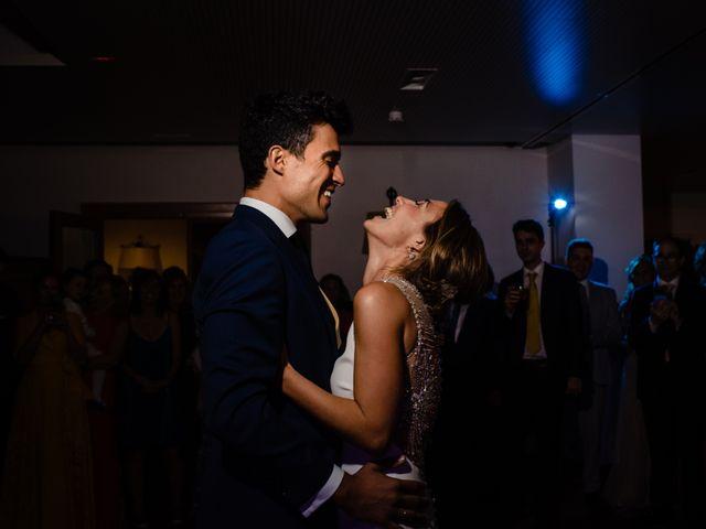 La boda de Alejandro y Belen en San Lorenzo De El Escorial, Madrid 23