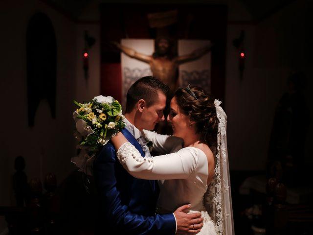La boda de Vitaliy y Sara en La Puebla De Montalban, Toledo 1