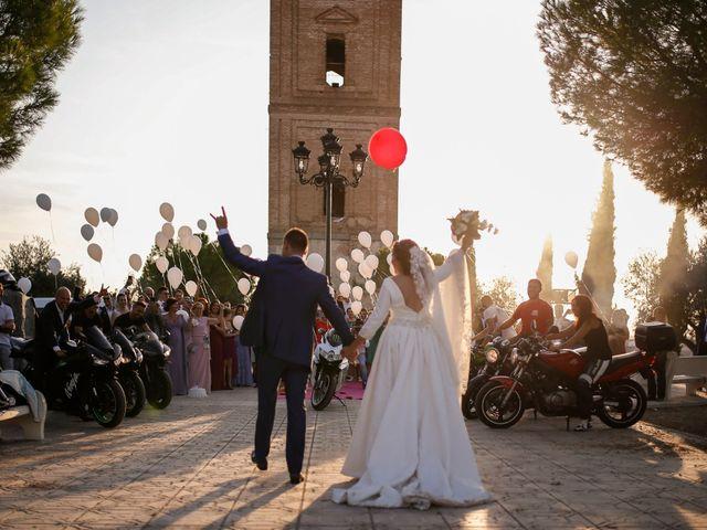 La boda de Vitaliy y Sara en La Puebla De Montalban, Toledo 11