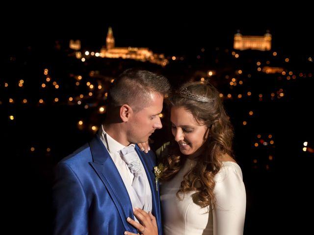 La boda de Vitaliy y Sara en La Puebla De Montalban, Toledo 15