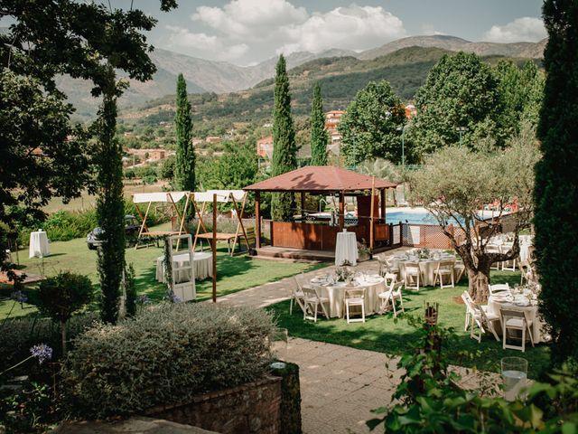 La boda de Daniel y Estela en Jarandilla, Cáceres 3