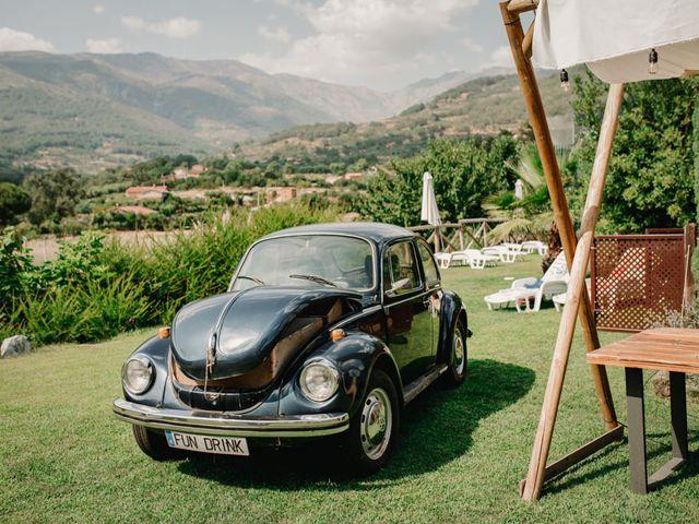La boda de Daniel y Estela en Jarandilla, Cáceres 7
