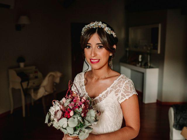 La boda de Daniel y Estela en Jarandilla, Cáceres 25