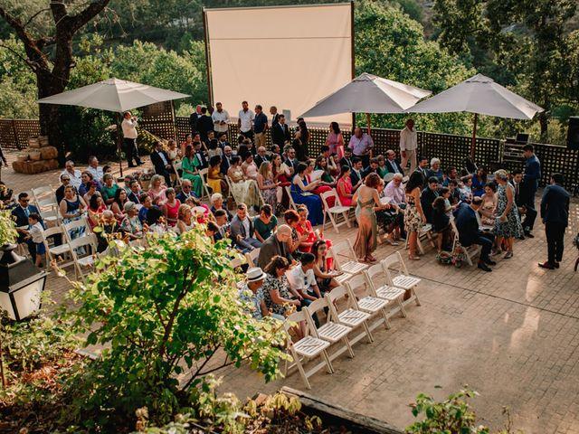 La boda de Daniel y Estela en Jarandilla, Cáceres 27
