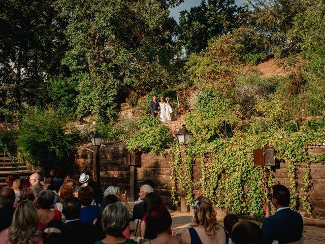 La boda de Daniel y Estela en Jarandilla, Cáceres 28